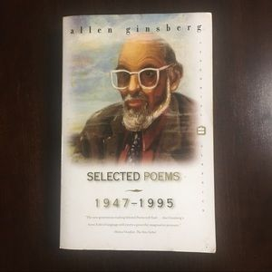 Allen Ginsberg Selected Poems